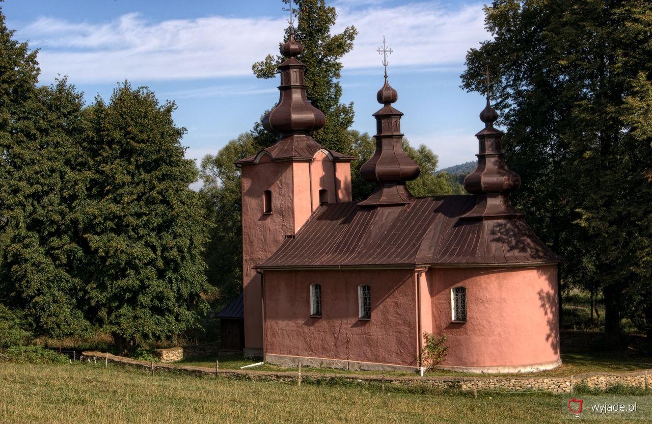 Cerkiew w Sierpniu 2013