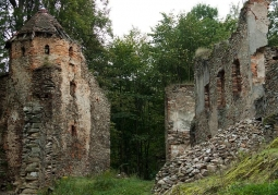 Ruins of a prince's castle