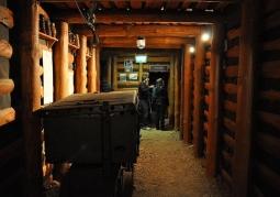 Podziemny korytarz