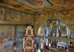 Drewniany kościół pw. Wszystkich Świętych