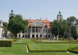 Zdjęcie: Muzeum Zamoyskich w Kozłówce