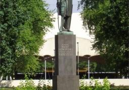 Park Józefa Sowińskiego - Warszawa