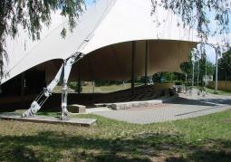 Amfiteatr - Park Józefa Sowińskiego
