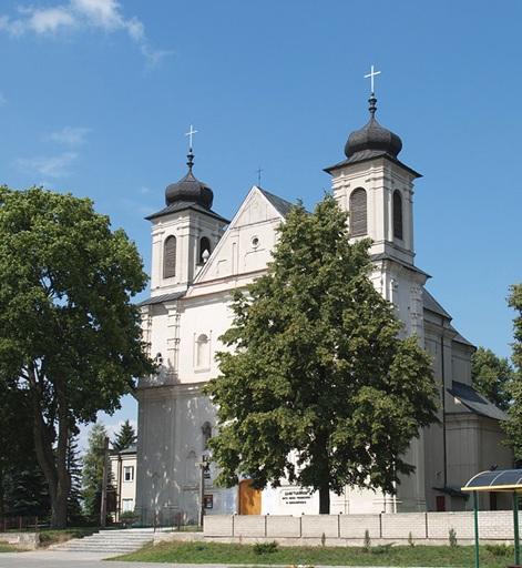 Kościół w Orchówku