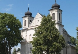 St. parish Jan Jałmużnik