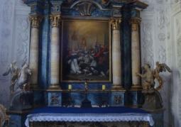 Renesansowo-barokowa Kaplica bł. Sadoka i Towarzyszy
