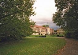 Zespół pałacowo-parkowy w Łańcucie