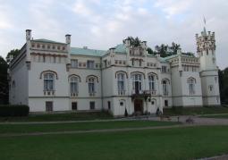 Pałac Wężyków - Paszkówka