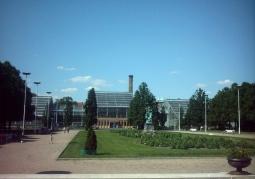 Widok z Parku Wilsona