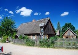 Kaszubski Park Etnograficzny  - Wdzydzki Park Krajobrazowy