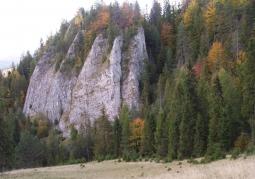 Brysztanskie Rocks