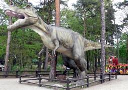 Model tyranozaura