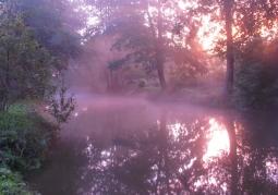 Zdjęcie: Nad rzeką Bystrzyca