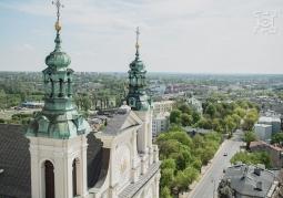 Panorama Lublin