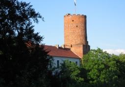 Wieża Zamku Joannitów