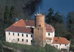 Zamek łagowski