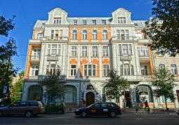 Eduard Schulz's Tenement House