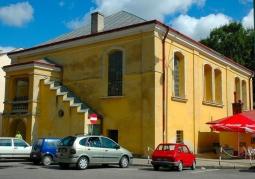 łańcucka synagoga