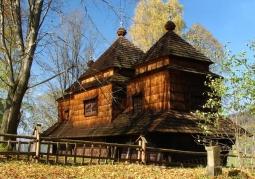 Cerkiew greckokatolicka pw. św. Michała Archanioła - Smolnik