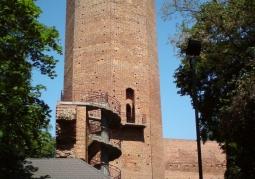 Wieża zamkowa w Kruszwicy