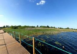 Wereszczyńskie Lake - Poleski Landscape Park