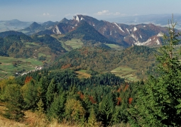 Central Pieniny in all its glory
