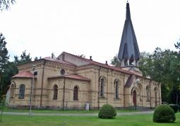 Former church building