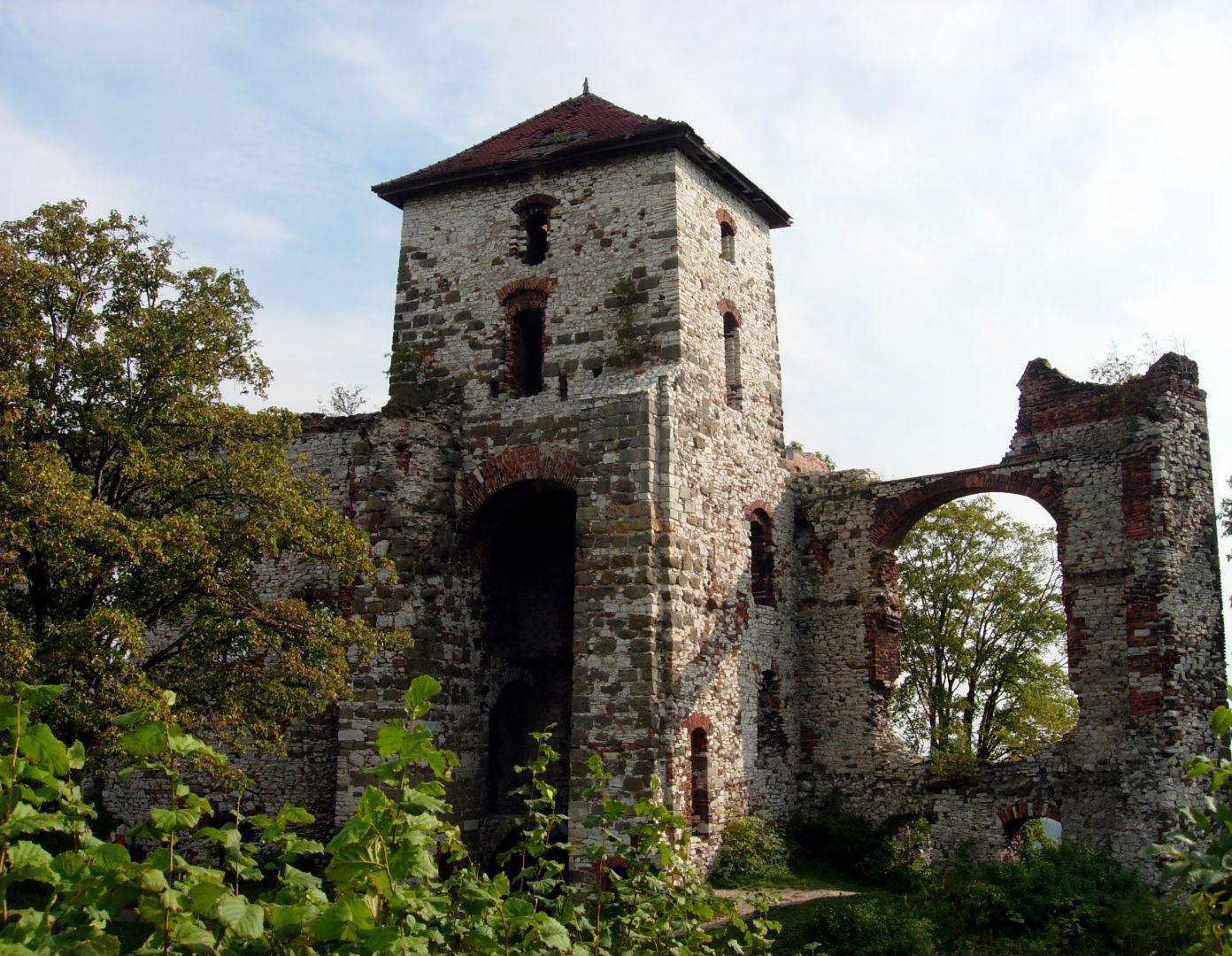 Ruiny Zamku Tenczyn