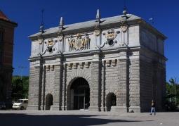 Brama Wyżynna - Śródmieście