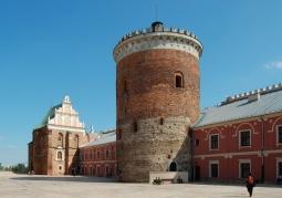 Castle tower - Lublin Castle