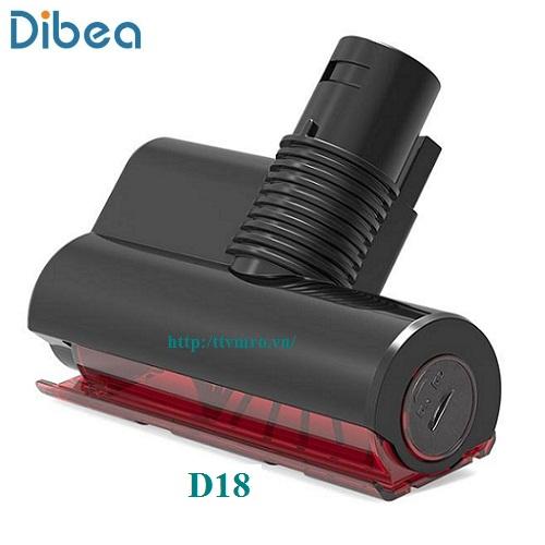 Đầu hút bụi giường nệm dùng cho Máy hút bụi Dibea D18 / C17