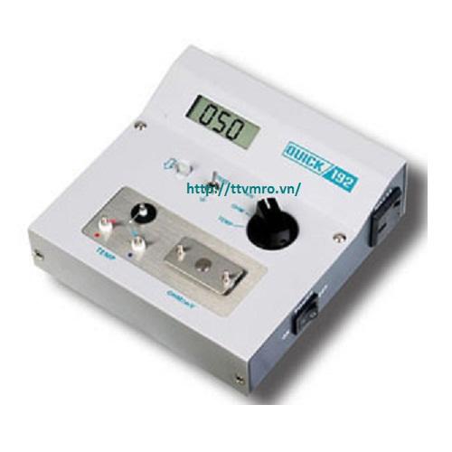 Máy đo nhiệt QUICK 192