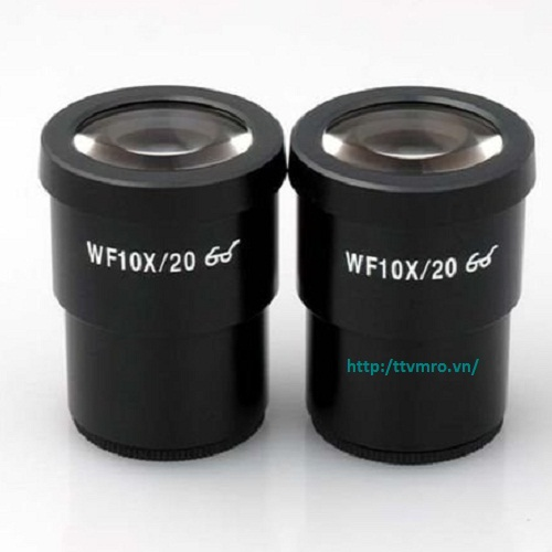 Mắt kính hiển vi soi nổi WF10X/20