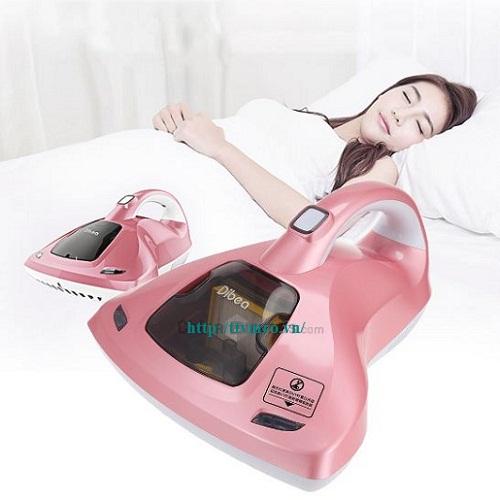 Máy hút bụi diệt khuẩn UV giường nệm không dây Dibea UV-858