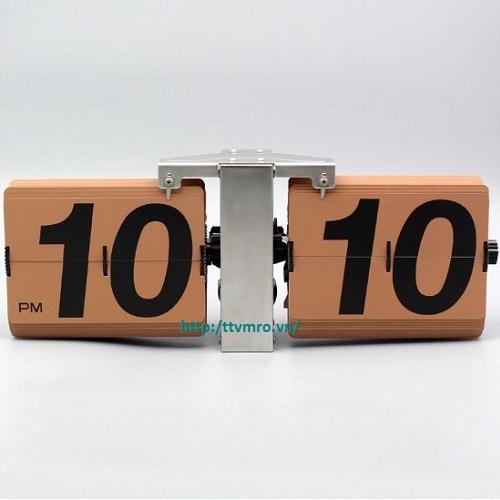 Đồng hồ lá lật HY-F018-C
