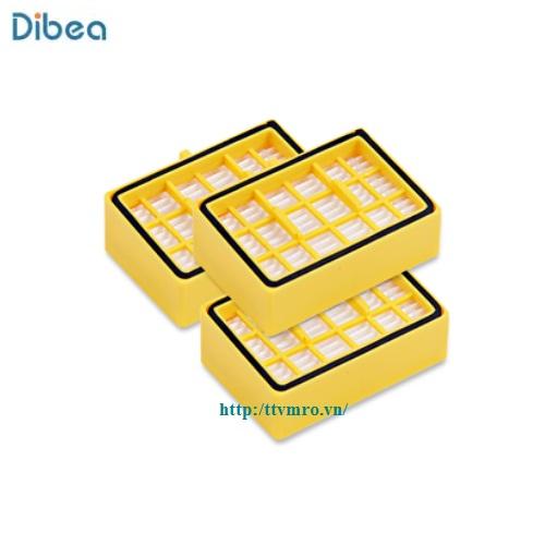 Phụ kiện lọc Hepa dành cho máy hút bụi khử trùng UV Dibea