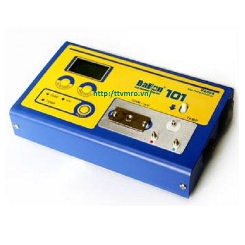 Máy đo nhiệt độ mũi hàn Hakko FG-101