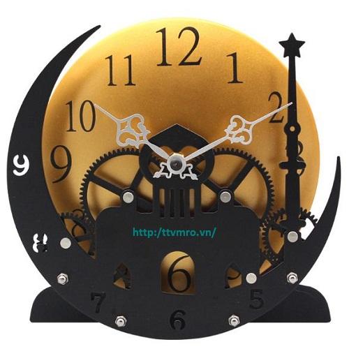 Đồng hồ bánh răng  mặt trăng HY-G118