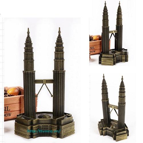 Tháp đôi Petronas, Malaysisa