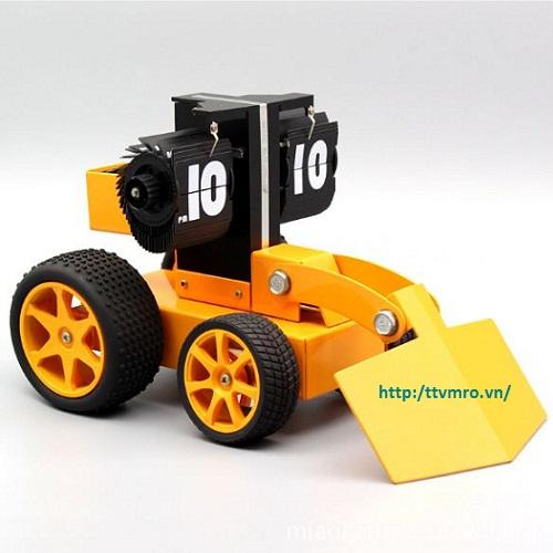 Đồng hồ lá lật hình xe nâng HY- F040