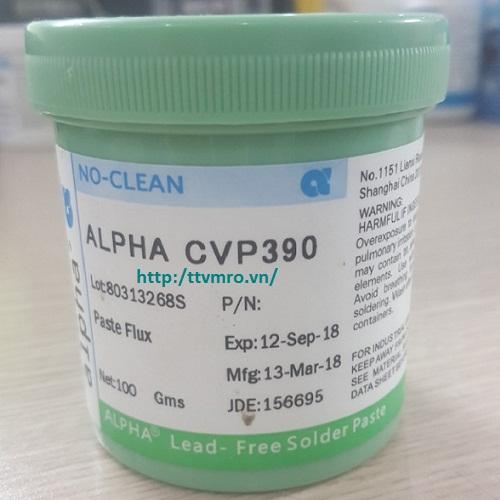 Kem hàn Alpha CVP390