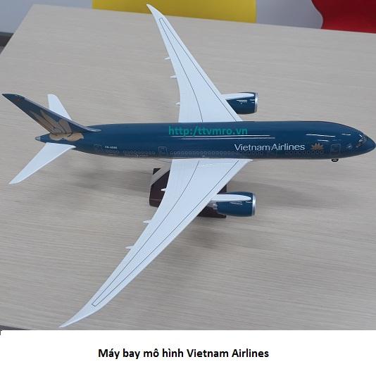 Mô hình máy bay Vietnam Airlines