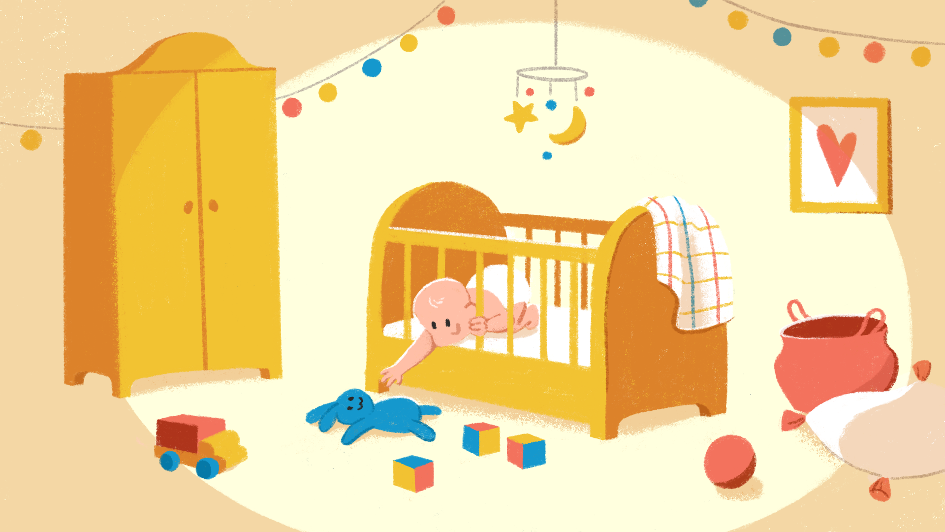 De beste bedjes voor baby's