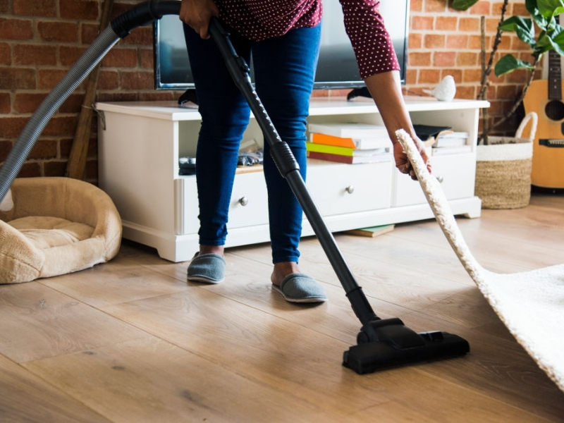 Stay Fit and Active By Turning Household Chores Into Daily Workout