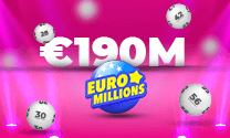 If there was ever a time to buy a EuroMillions lottery ticket, it's now!
