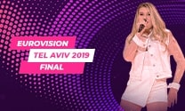 Michela heads to the Eurovision Final