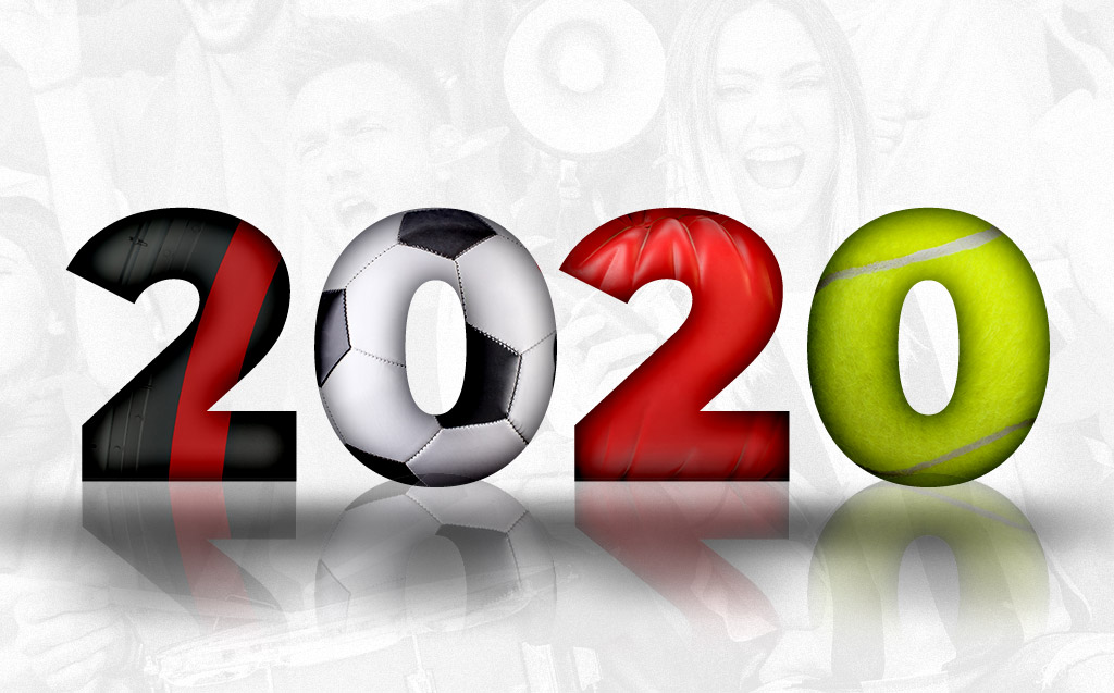 Sporting events of 2020, which you can't miss