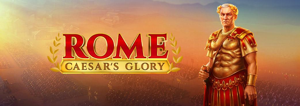 Rome: Caesar's Glory Slot Review