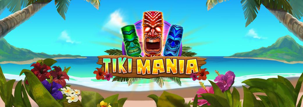 Tiki Mania Slot Game Review & Free Play