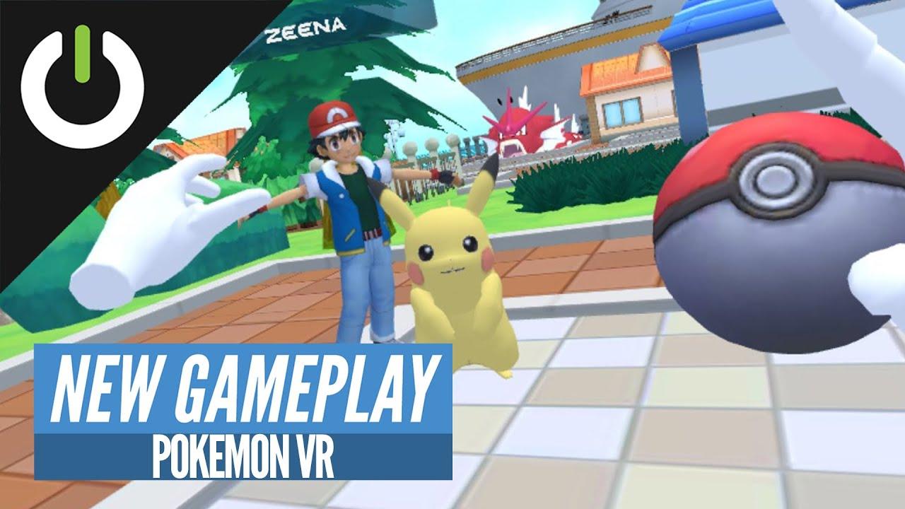 Pokemon VR